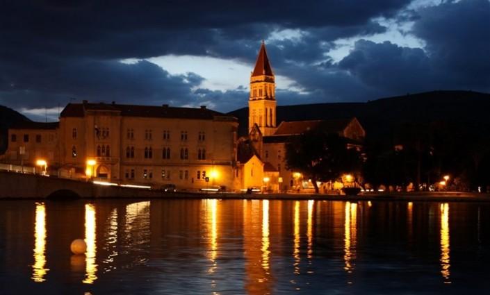 Javna rasvjeta Trogir